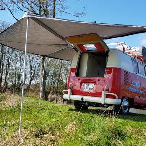 foxwing luifel heavy duty met oldtimer vw camper